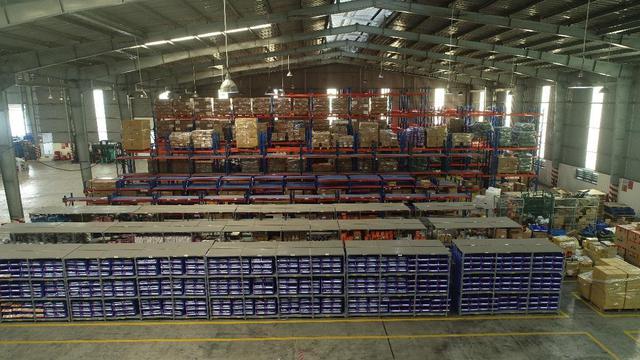 Trung tâm logistics miền Nam của Viettel Post: Băng chuyền chia chọn công suất lớn nhất Việt Nam, tối ưu 91% nhân lực, sai sót gần như bằng 0 - Ảnh 15.