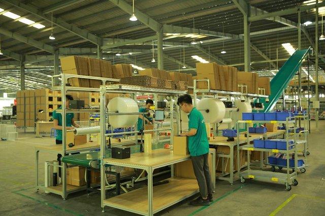 Trung tâm logistics miền Nam của Viettel Post: Băng chuyền chia chọn công suất lớn nhất Việt Nam, tối ưu 91% nhân lực, sai sót gần như bằng 0 - Ảnh 17.