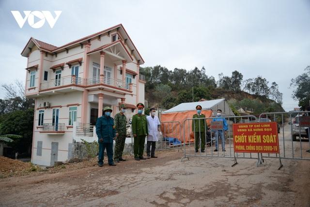 Trường hợp xấu nhất, tỉnh Hải Dương sẽ lập bệnh viện dã chiến tại TP Chí Linh - Ảnh 2.