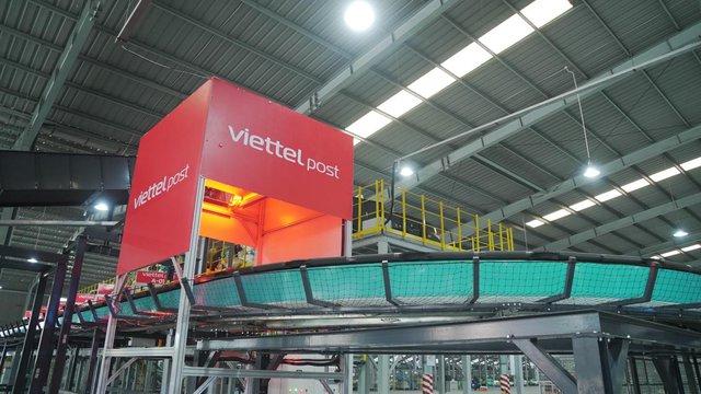 Trung tâm logistics miền Nam của Viettel Post: Băng chuyền chia chọn công suất lớn nhất Việt Nam, tối ưu 91% nhân lực, sai sót gần như bằng 0 - Ảnh 9.