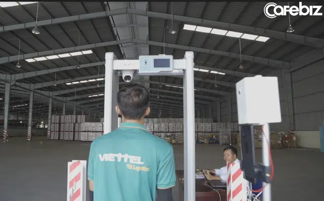 Trung tâm logistics miền Nam của Viettel Post: Băng chuyền chia chọn công suất lớn nhất Việt Nam, tối ưu 91% nhân lực, sai sót gần như bằng 0 - Ảnh 3.