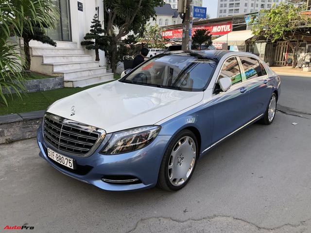 Dàn xe hơn 100 tỷ phục vụ đám cưới thiếu gia Phan Thành: Đủ loại Rolls-Royce, Maybach, Lexus đậu kín ngõ nhà cô dâu - Ảnh 13.
