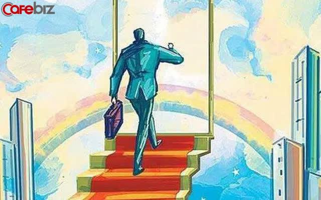 Tiết lộ của một CEO: Cứ từ từ, thong thả mà tới thành công, rồi đâu sẽ có đó! - Ảnh 1.