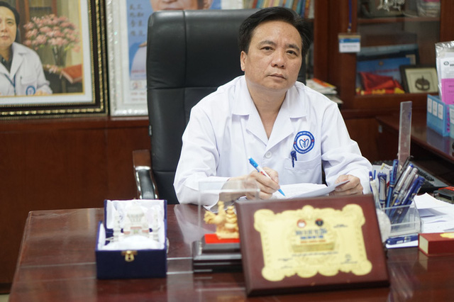 Gặp mặt vị bác sĩ đặt dấu ấn Việt trên bản đồ y khoa thế giới - Ảnh 6.