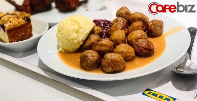 Sản phẩm bán chạy số 1 kiêm 'nhân viên' bán hàng đỉnh nhất của hãng nội thất IKEA: Những viên thịt với khả năng 'thôi miên' khách hàng - Ảnh 2.