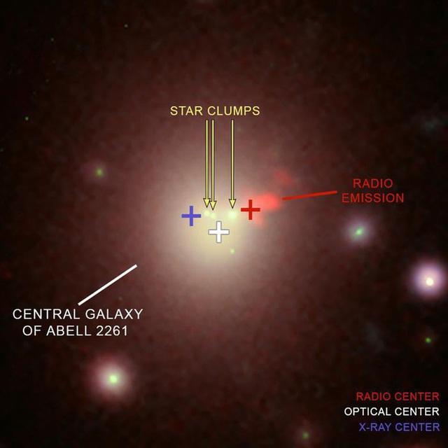 Các nhà khoa học đau đầu vì siêu lỗ đen lớn gấp 100 tỷ lần Mặt Trời mất tích đầy bí ẩn - Ảnh 2.