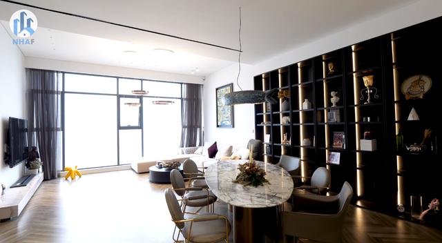 Là sáng lập viên group Nghiện nhà hơn 1 triệu thành viên, căn penthouse của nữ admin trông thế nào? - Ảnh 4.