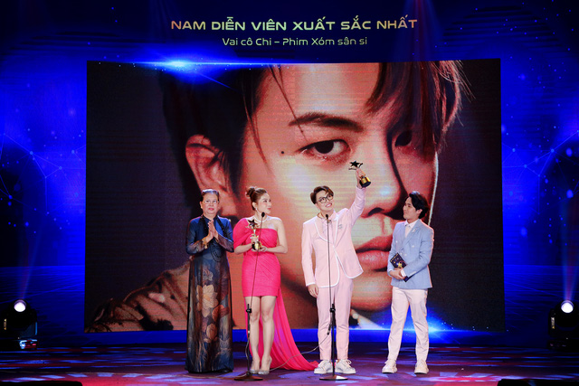 Ngôi sao xanh 2020: Gái già lắm chiêu thắng lớn, Kiều Minh Tuấn, Lãnh Thanh, Chi Pu, Lan Ngọc giành cúp  - Ảnh 6.
