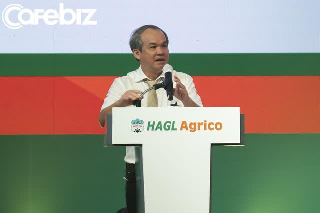 Chủ tịch Trần Bá Dương: HAGL Agrico sẽ là thử thách cuối cùng của cuộc đời tôi và tôi tin mình có thể làm được, nhưng cổ đông cần cho tôi thời gian cũng như đừng quá kỳ vọng - Ảnh 1.