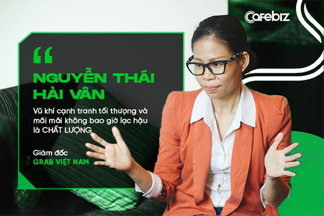 Giám đốc Grab Việt Nam: Super app không thể cạnh tranh bằng đốt tiền - Ảnh 4.