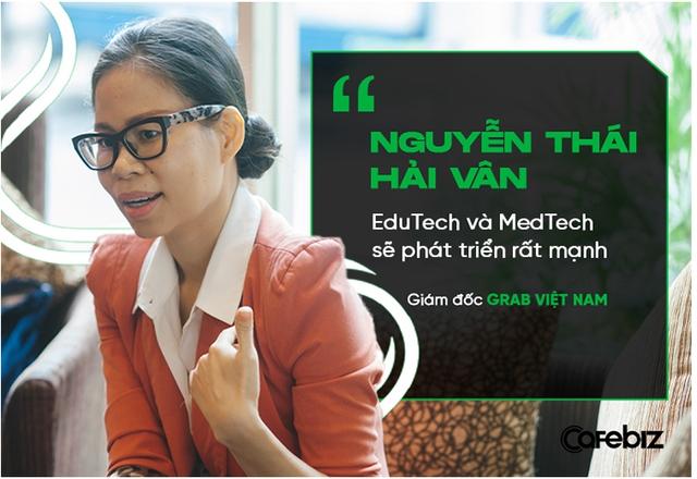 Giám đốc Grab Việt Nam: Super app không thể cạnh tranh bằng đốt tiền - Ảnh 10.