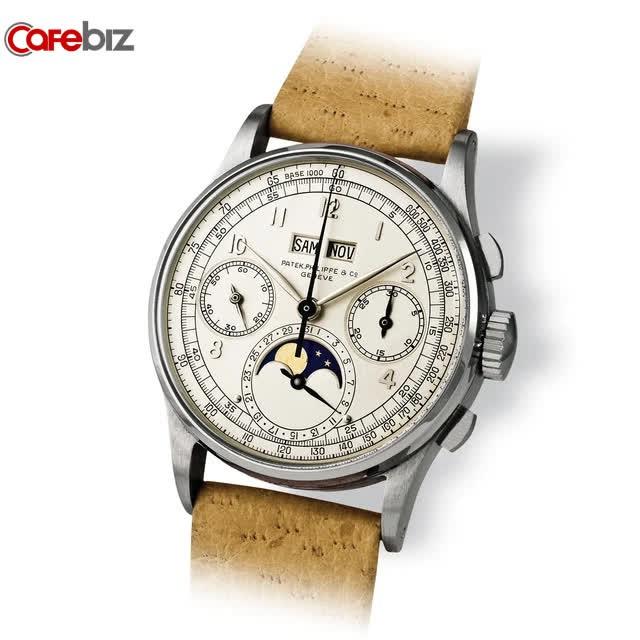 Giới siêu giàu tiết lộ 10 chiếc đồng hồ đeo tay đắt đỏ nhất thế giới, chiếc rẻ nhất hơn 200 tỷ đồng - Ảnh 1.