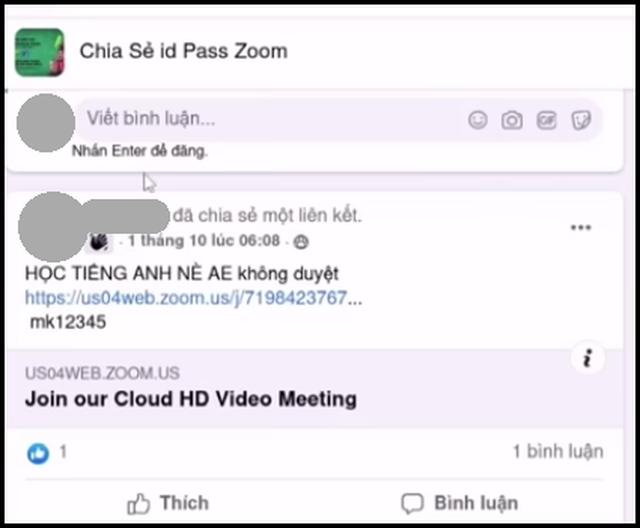 Hacker khét tiếng đột kích, tung đoạn ghi âm nghe lén cuộc nói chuyện của hội nhóm chuyên trộm ID để share link 18+ và gây rối trên Zoom - Ảnh 2.