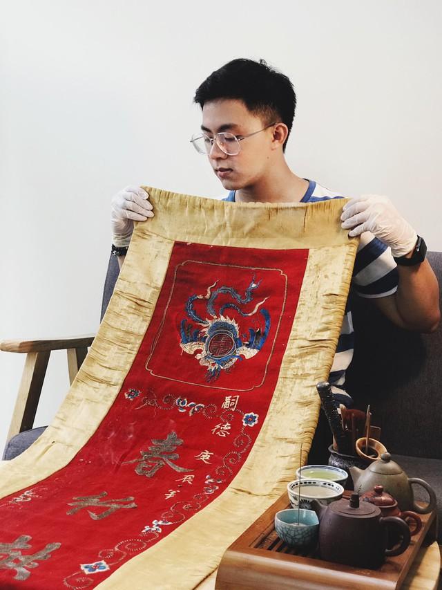 Nghi vấn Bitis sử dụng gấm của Taobao trong sản phẩm tôn vinh tự hào Việt Nam? - Ảnh 1.