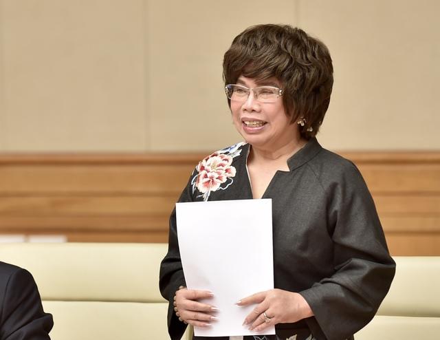 Kiến nghị đưa khái niệm doanh nghiệp do phụ nữ làm chủ vào Luật Doanh nghiệp như Anh, Mỹ, Nhật,... để dễ bề hỗ trợ - Ảnh 1.