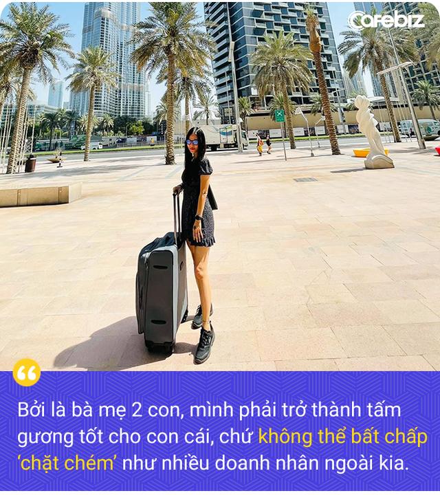 """Mai Linh - """"Nữ tướng"""" vừa lập quỹ đầu tư quốc tế ở Dubai: Làm quỹ không phải là ôm một mớ tiền trải thảm, đó là uy tín được xây dựng cộng dồn nhiều năm! - Ảnh 9."""