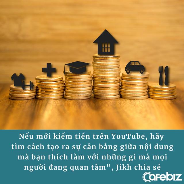 Thành triệu phú nhờ làm video YouTube về tiền số và tài chính cá nhân, hiện có 1,7 triệu người đăng ký - Ảnh 2.