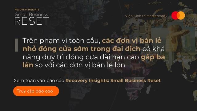 Viện Kinh tế Mastercard: Các SMEs tại châu Á - Thái Bình Dương ngày càng thích ứng với Covid-19 tốt hơn - Ảnh 1.