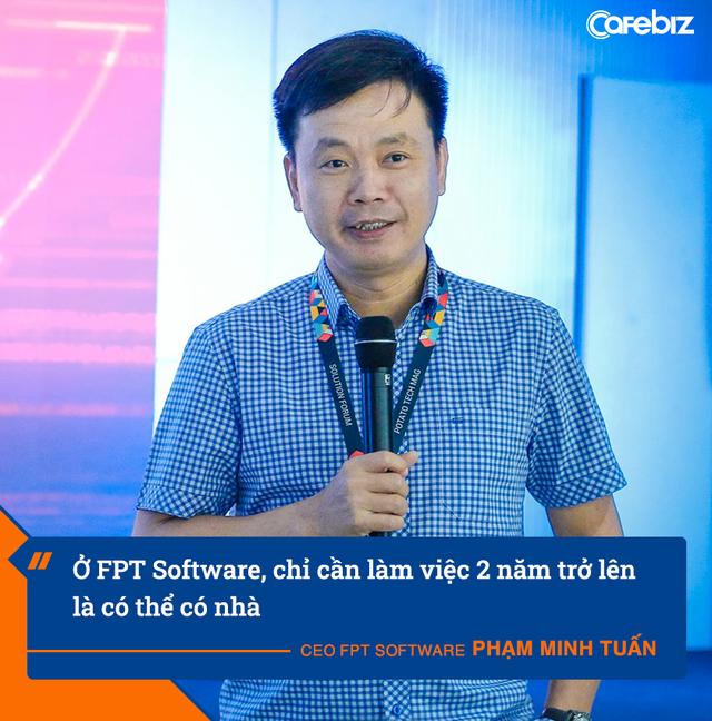 CEO Phạm Minh Tuấn kể chuyện đường đến tỷ USD của FPT Software: Săn cá voi Nhật, Mỹ vẫn không quên chăm cá ao nhà! - Ảnh 10.
