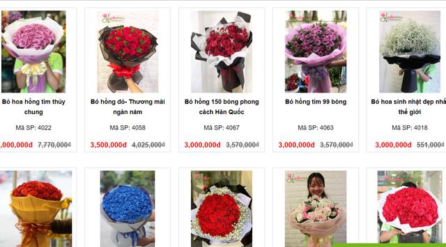 Hàng loạt shop hoa cao cấp sale mạnh đón 20/10, nhiều bó giảm tới 2 triệu đồng - Ảnh 16.