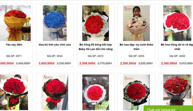 Hàng loạt shop hoa cao cấp sale mạnh đón 20/10, nhiều bó giảm tới 2 triệu đồng - Ảnh 17.