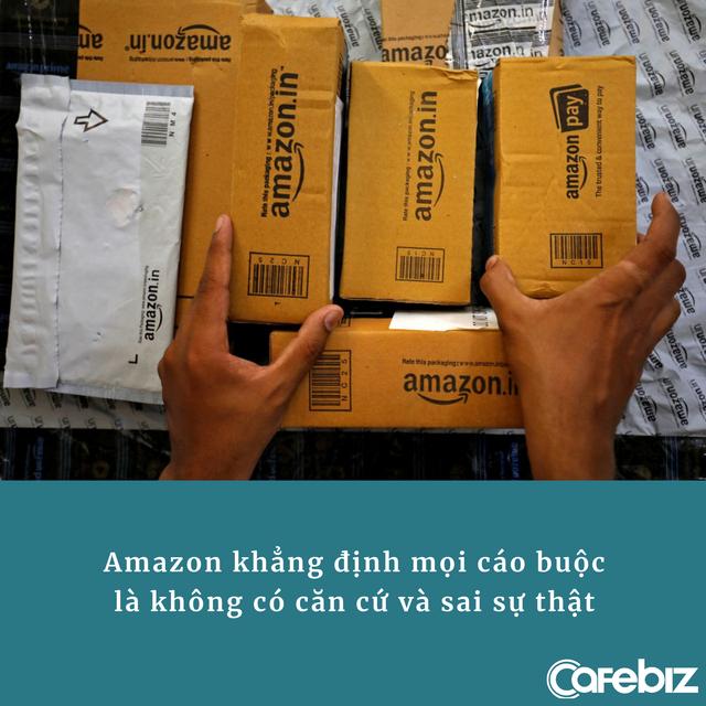 Amazon lại bị tố 'lươn lẹo': Copy sản phẩm trắng trợn, tự sản xuất rồi bán với giá rẻ hơn nhiều, ưu tiên xuất hiện trên kết quả tìm kiếm - Ảnh 2.
