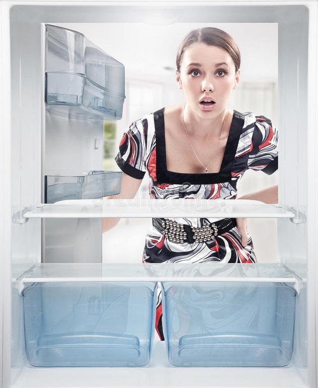 Tủ lạnh đầy ự hay tủ lạnh trống không: Cái nào sẽ tốn điện hơn? - Ảnh 2.