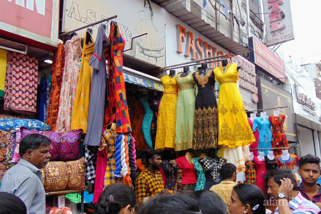Cô gái Việt 23 tuổi tiết lộ 10 điều bất ngờ khi đi mua sắm ở Ấn Độ và kinh nghiệm vàng cho du khách  - Ảnh 12.