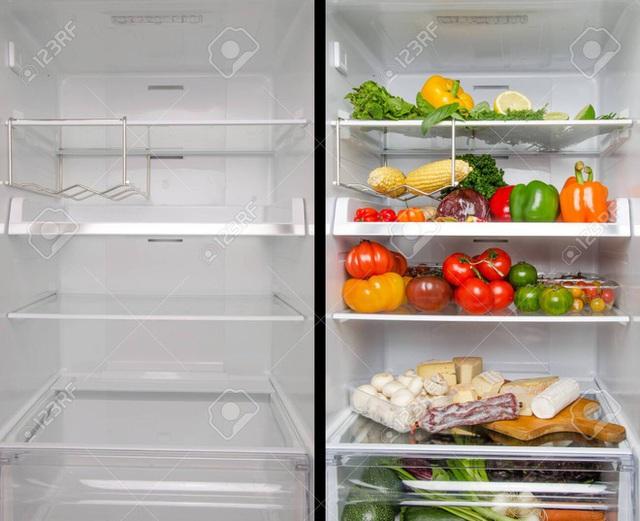 Tủ lạnh đầy ự hay tủ lạnh trống không: Cái nào sẽ tốn điện hơn? - Ảnh 5.