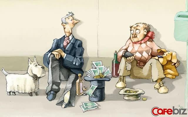 (T5-TCCN) Nếu muốn nhân đôi thu nhập, bạn cần nắm vững quy luật vĩ đại sau - Ảnh 1.