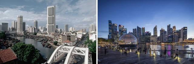 Trung tâm tài chính 50 tỷ USD của Singapore: Niềm tự hào của đảo quốc sư tử vắng vẻ chưa từng có, đối mặt với thách thức sinh tồn - Ảnh 2.