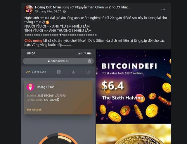 Wifinex sập, Phạm Tuấn - thủ lĩnh đa cấp tiền ảo BitcoinDeFi, bạn thân Hoàng tử gió giờ ở đâu? - Ảnh 4.