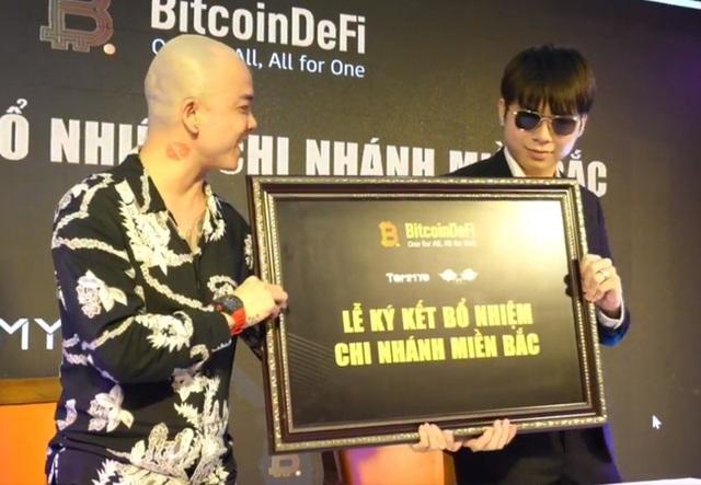 Wifinex sập, Phạm Tuấn - thủ lĩnh đa cấp tiền ảo BitcoinDeFi, bạn thân Hoàng tử gió giờ ở đâu? - Ảnh 5.