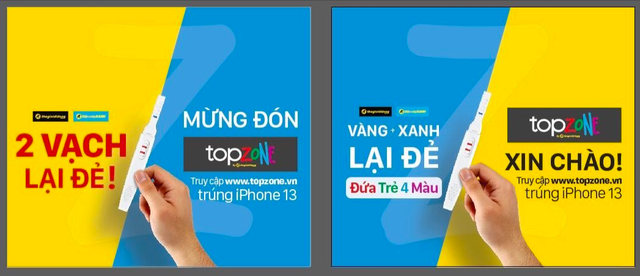Thế Giới Di Động ra mắt chuỗi mới tên Topzone: Sẽ chuyên về bán lẻ thời trang cao cấp? - Ảnh 2.