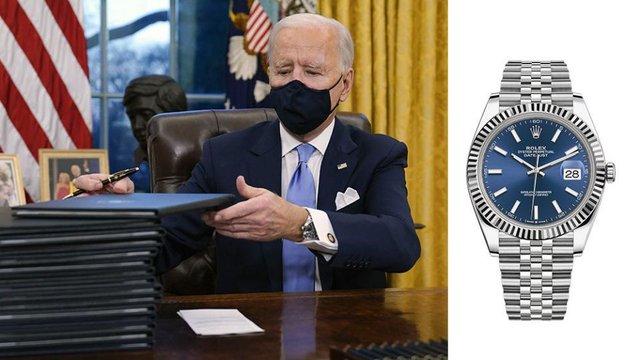 Các nguyên thủ thế giới đeo đồng hồ xịn cỡ nào? - Ảnh 1.