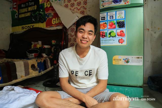 Tết xa quê của những công nhân ngoại tỉnh ở Hà Nội: Con tôi nhớ ông bà lắm, nhưng chỉ khi nào hết dịch, khi đó mới là Tết - Ảnh 13.