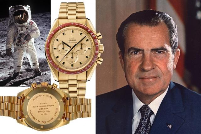 Các nguyên thủ thế giới đeo đồng hồ xịn cỡ nào? - Ảnh 5.