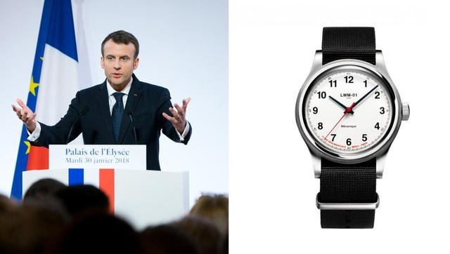 Các nguyên thủ thế giới đeo đồng hồ xịn cỡ nào? - Ảnh 6.