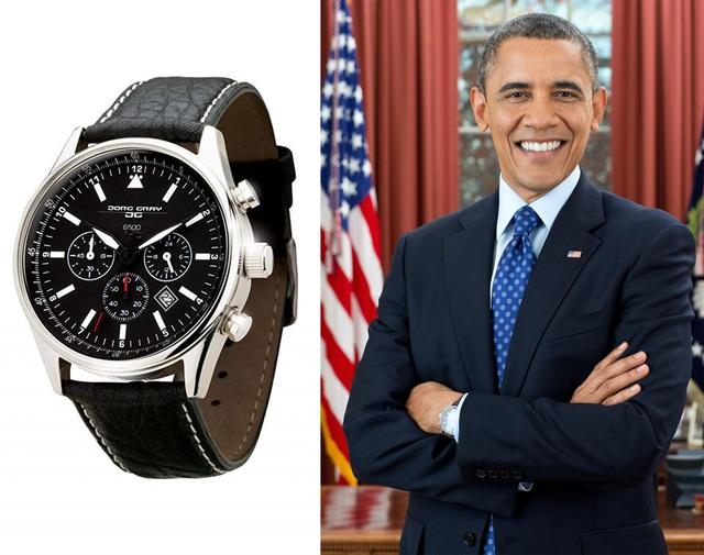 Các nguyên thủ thế giới đeo đồng hồ xịn cỡ nào? - Ảnh 7.