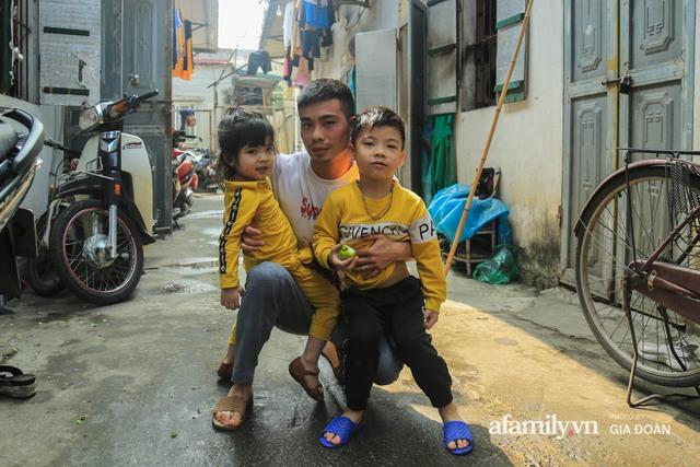 Tết xa quê của những công nhân ngoại tỉnh ở Hà Nội: Con tôi nhớ ông bà lắm, nhưng chỉ khi nào hết dịch, khi đó mới là Tết - Ảnh 7.