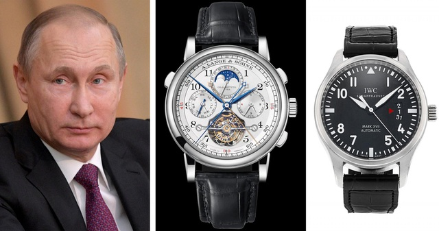 Các nguyên thủ thế giới đeo đồng hồ xịn cỡ nào? - Ảnh 9.
