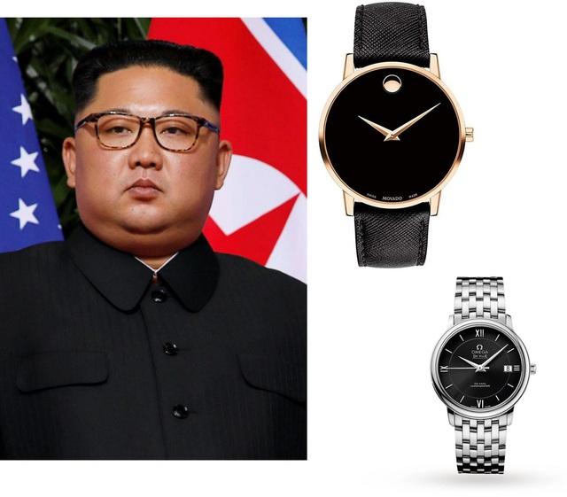Các nguyên thủ thế giới đeo đồng hồ xịn cỡ nào? - Ảnh 10.
