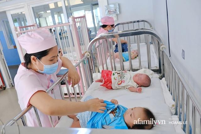 Cái Tết đầu đời trong bệnh viện, không gia đình của 6 đứa trẻ bị mẹ bỏ rơi ngay từ khi lọt lòng - Ảnh 11.