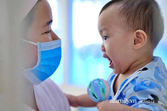 Cái Tết đầu đời trong bệnh viện, không gia đình của 6 đứa trẻ bị mẹ bỏ rơi ngay từ khi lọt lòng - Ảnh 15.