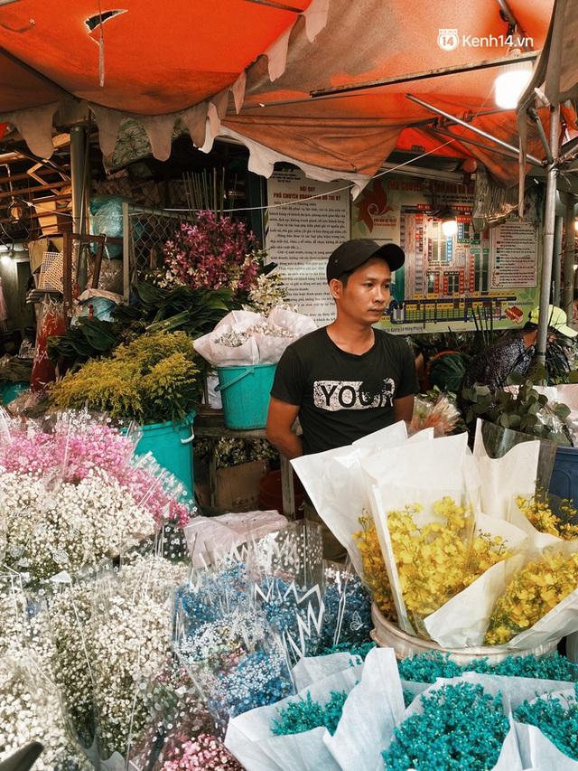 Sài Gòn 30 Tết mua sắm gì chỉ cần đi vội 2 ngôi chợ lâu đời này là đủ: Độc lạ nhất là bánh lựu cầu duyên, mua về hết ế luôn và ngay! - Ảnh 17.