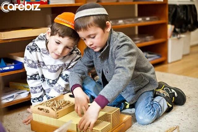 Trí tuệ dạy con đỉnh cao của người mẹ Do Thái có 3 con là tỷ phú: Gói trọn trong 3 chiếc chìa khoá khác biệt, độc đáo!    - Ảnh 2.