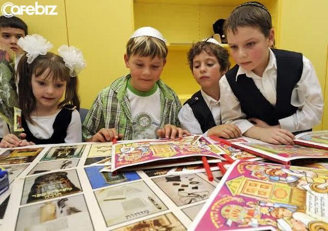 Trí tuệ dạy con đỉnh cao của người mẹ Do Thái có 3 con là tỷ phú: Gói trọn trong 3 chiếc chìa khoá khác biệt, độc đáo!    - Ảnh 4.