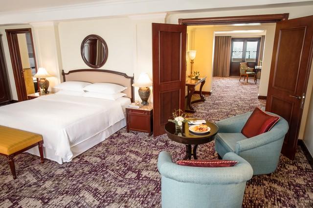 5 khách sạn 5 - 6 sao Hà Nội, giá chỉ từ 1 triệu đồng/đêm cho cặp đôi mùa Valentine hay muốn đổi gió ngày Tết - Ảnh 4.