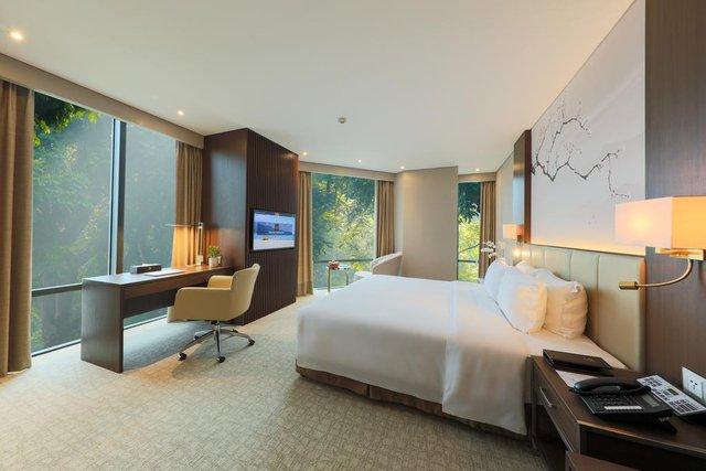 5 khách sạn 5 - 6 sao Hà Nội, giá chỉ từ 1 triệu đồng/đêm cho cặp đôi mùa Valentine hay muốn đổi gió ngày Tết - Ảnh 1.
