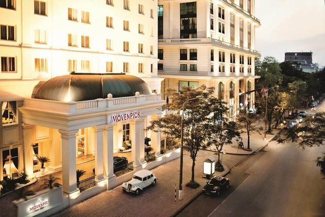 5 khách sạn 5 - 6 sao Hà Nội, giá chỉ từ 1 triệu đồng/đêm cho cặp đôi mùa Valentine hay muốn đổi gió ngày Tết - Ảnh 2.